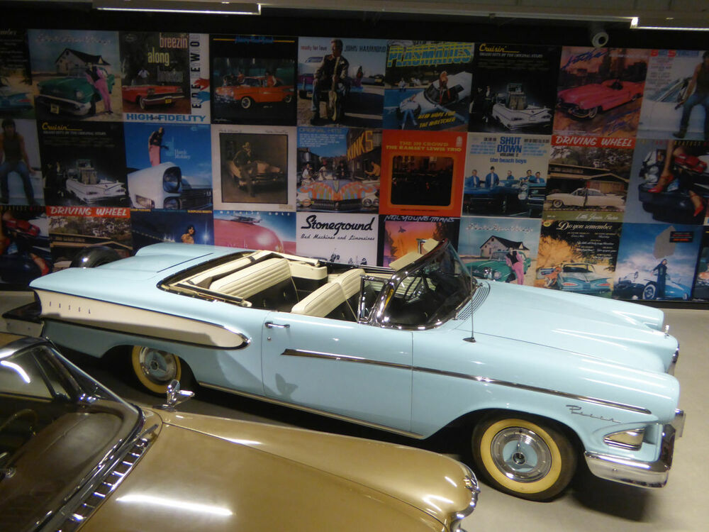 Edsel Pacer Convertible 1958