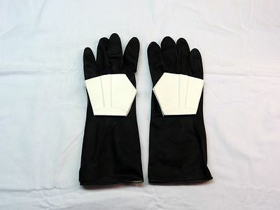 Flexible Hand Guards and Black Gloves COMBO Star Wars Stormtrooper - Stormtrooper Gloves