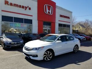 2017 Honda Accord Sedan EX-L V6!!