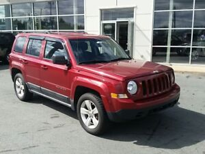 2011 Jeep Patriot Low Kms. 4x4 North. Auto, Remote Starter.