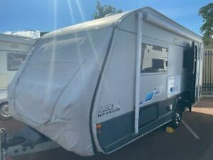 2015 Jurgens Skygazer Caravan St James Victoria Park Area Preview