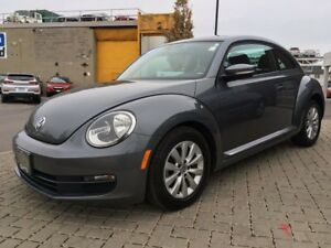 2014 Volkswagen Beetle Coupe BACK-UP CAMERA!!! SUN/MOONROOF!!!