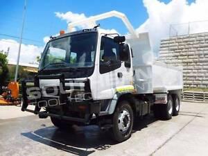 ISUZU FVZ 1400 Tipper Truck 275HP, 122,860 KM - Mine Spec Sydney City Inner Sydney Preview