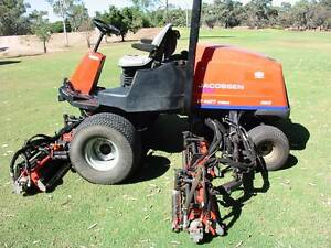 Jacobsen LF4677 Fairway Mower Wentworth Murray-Darling Area Preview