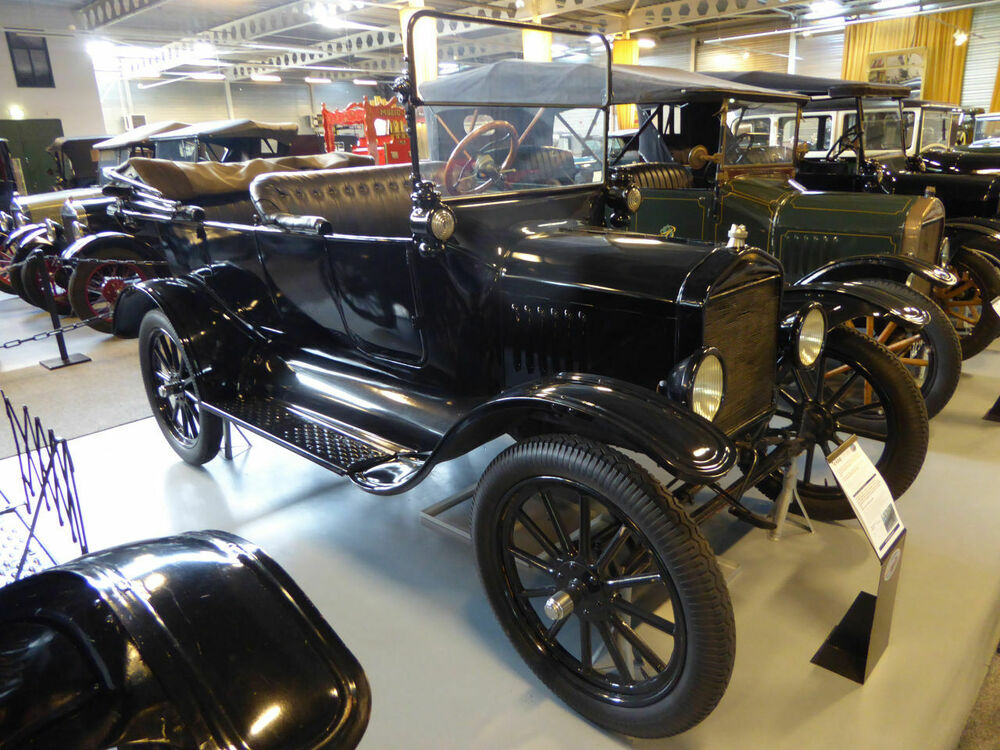 Ford T Open Touring 1916