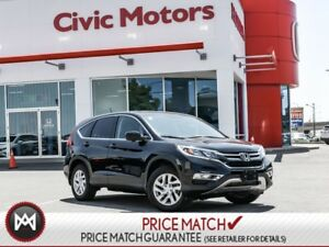 2016 Honda CR-V EX-L - AWD, LEATHER, SUNROOF, BLUTOOTH