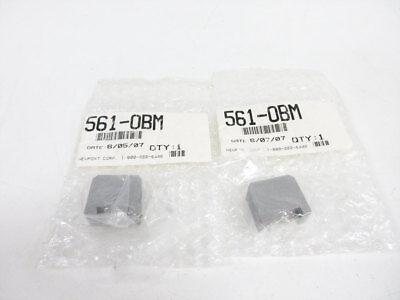2x Newport 561-obm Blank Objective Lens Mount