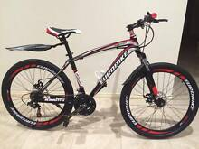 2016 New Eurobike X1 Sport 26'' MTB Bike 21Speed Disc Dingley Village Kingston Area Preview