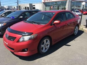 2010 Toyota Corolla XRS AC VITRES MAGS TOIT OUVRANT