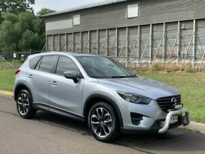 2016 Mazda CX-5 MY15 GT (4x4) Silver 6 Speed Automatic Wagon Oakey Toowoomba Surrounds Preview