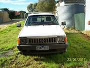 1995 Ford Courier Ute Maryborough Central Goldfields Preview