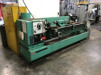 Harrison 16 X 60 Manual Metal Engine Lathe Model M400