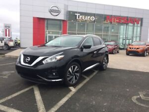 2017 Nissan Murano PLATINUM EDITION LEFTOVER 17 SAVE$$$