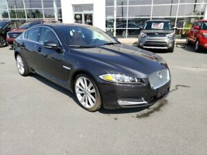 2012 Jaguar XF Portfolio V8. Mint. Low km. No accidents.