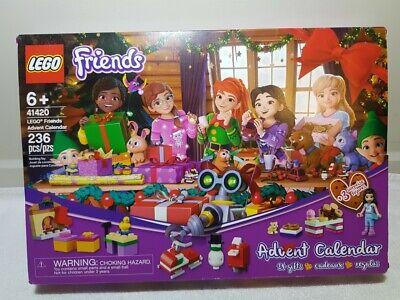 LEGO Friends Advent Calendar (41420) *New/Sealed*