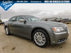 2012 Chrysler 300 Limited AWD | Leather | Sunroof
