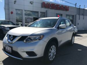 2015 Nissan Rogue S All Wheel Drive!