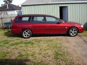 "2002 VX HOLDEN COMMODORE WAGON, 2/2018 REGO, 16"" ALLOYS Temora Temora Area Preview"