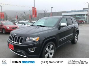 2015 Jeep Grand Cherokee Limited Leather...Power Roof..Sat Ra...