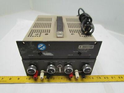 Lambda Electronics Lqd-423 Dual Output Digital Dc Lab Power Supply 0-60vdc