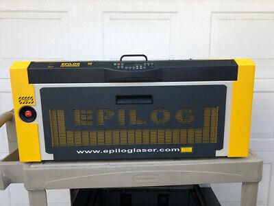 Epilog Fibermark Fiber Laser Engraver 30 Watts Redhotlaser Certified