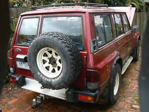 1992 Ford Maverick Wagon Ferntree Gully Knox Area Preview
