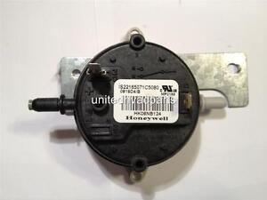 bryant furnace manual reset switch