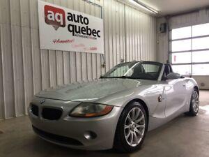 2004 BMW Z4 3.0i Décapotable / Garantie 1 An ou 15000 km GMP