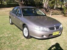 2002  VX,  V6,  Holden Commodore Sedan  Acclaim,    $3,200,  ono. Horsley Park Fairfield Area Preview