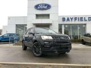 2019 Ford Explorer XLT REMOTE START|NAVIGATION|SUNROOF|ADAPTI...