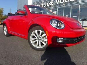 2015 Volkswagen Beetle Convertible 1.8 TSI COMFORTLINE**17 INCH