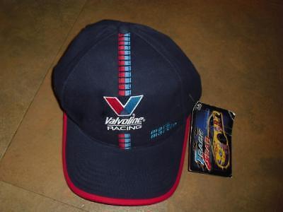 Mark Martin hat RaRe new mint Racing Nascar Valvoline NASCAR #6 nwt Mint w/ tag