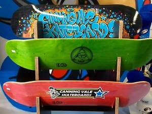 CANNING VALE SKATEBOARDS CUSTOM LUCID BOARDS Canning Vale Canning Area Preview