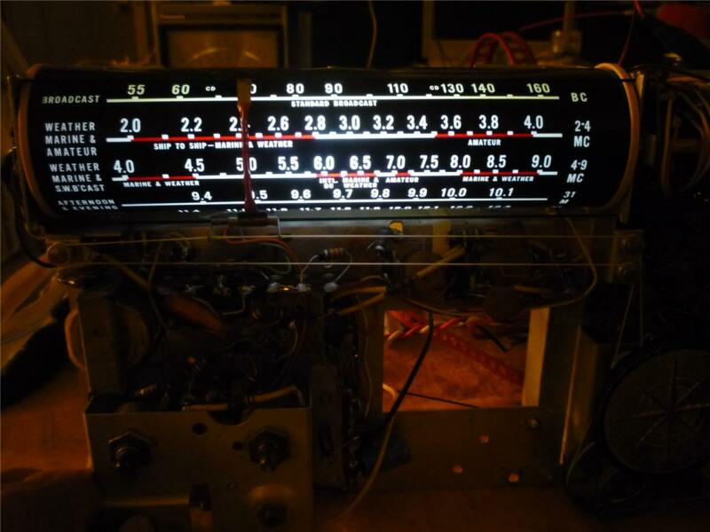 ZENITH  Transoceanic Radio  Service