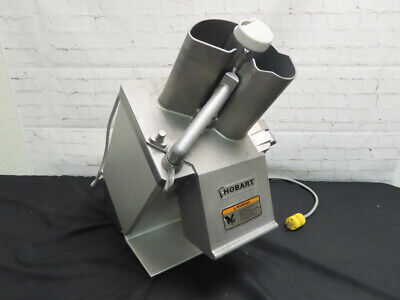 Hobart Fp300-1 Commercial Continuous Feed Food Processor 115v