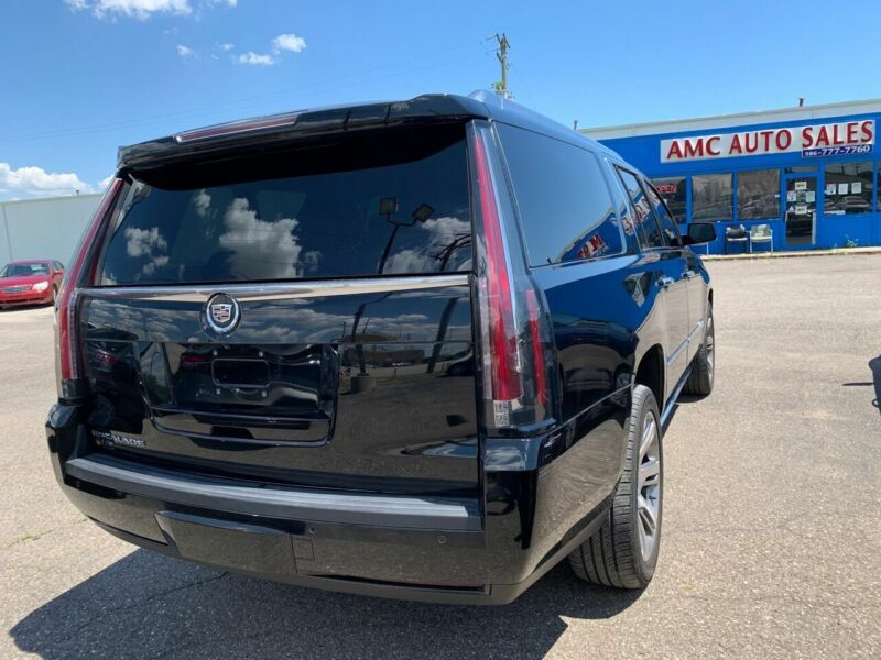Image 7 Voiture American used Cadillac Escalade 2015