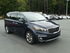 2017 Kia Sedona SXL+ 360 camera power everything