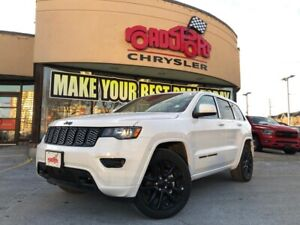 2018 Jeep Grand Cherokee Altitude IV NAVI SUNROOF CAM H-TED SEAT