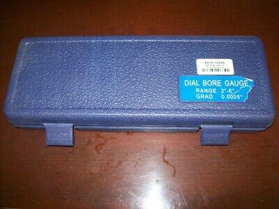 Fowler Dial Bore Gauge Deep Engine Cylinder Measurement