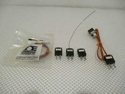One New Lot Of Omega Thermocouple Type J Pieces Wt.1-8-36.