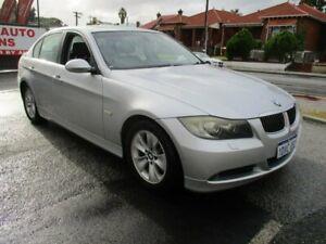 2007 BMW 3 Series E90 MY08 323i Steptronic Silver 6 Speed Sports Automatic Sedan
