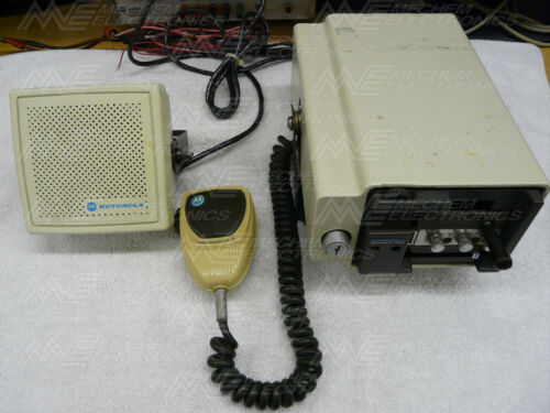 Motorola N1248A MT500 Series Converta-Com, with T Band MT500 and 30 W RF PA