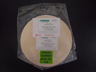 Praxair Ceramics Sputtering Target Am11122-3 99.99 8x0.25 3128