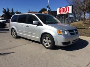2009 Dodge Grand Caravan STOW&GO,NO ACCIDENT,RIMS,SAFETY+3YRS WA