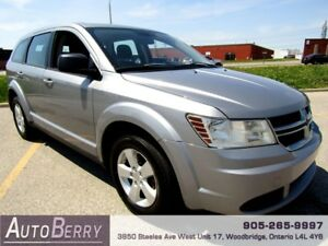 2015 Dodge Journey Canada Value Pkg ***CERTIFIED ACCIDENT FREE**