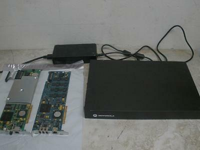 Motorola Dispatch Console Mcc7500 Mcc 7500 Ip B1911a W Encryption Gpoim