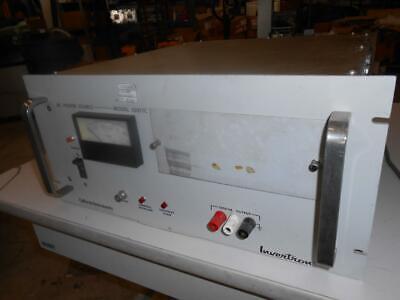 California Instruments Invertron 1001tc-gp Ac Power Source
