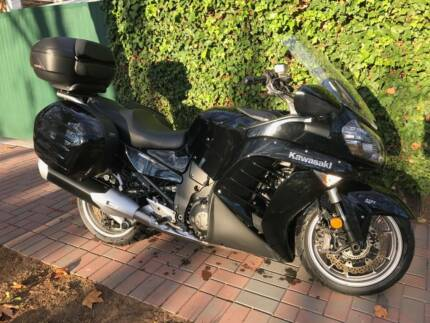 2011 Kawasaki GTR 1400 ABS (K-ACT) Sports Tourer in Exc Condition