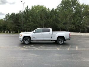 2016 GMC CANYON ALL TERRAIN CREW CAB 4X4