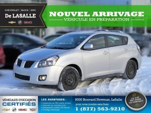 2010 Pontiac Vibe AWD Well Maintained, Perfect for Winter..!